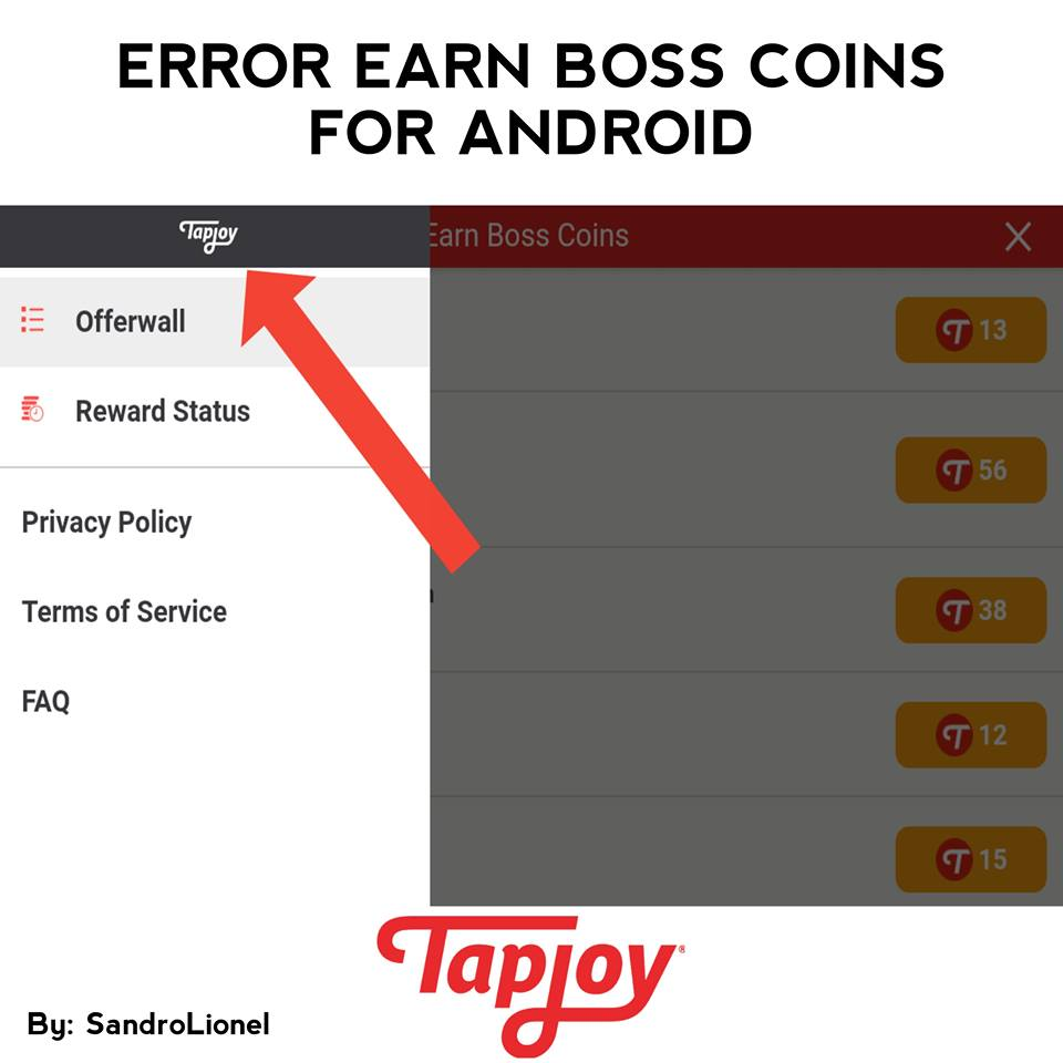ERROR EARN BOSS COINS FOR ANDROID | OSM Forum